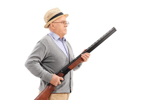 Dementia and Firearms Safety